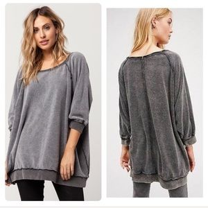 nwt // free people my pullover